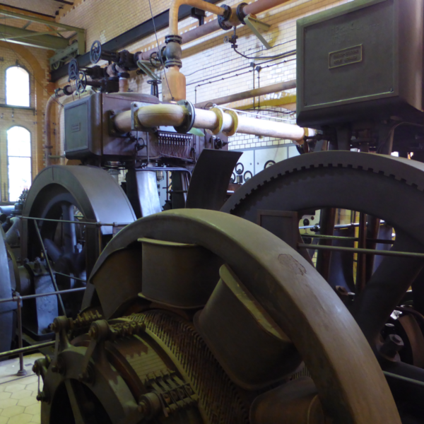 Bild 2: Gleichstromgeneratoren